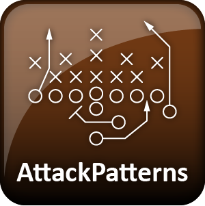 Attack Patterns Icon